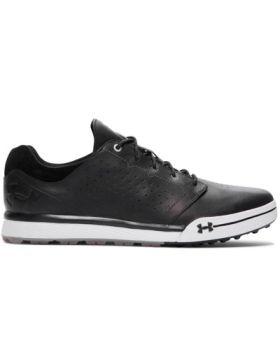 Under Armour Tempo Hybrid Golf Shoes - Black
