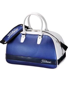 Titleist Neo Classic Boston Bag - White/Blue