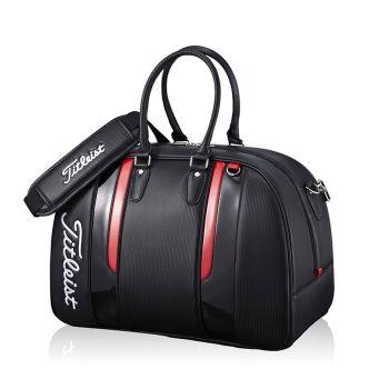 Titleist Neo Classic Boston Bag - Black/Red