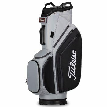 Titleist Cart 14 Lightweight Bag - Grey/Black/Charcoal