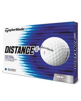 TaylorMade 2018 Distance Golf Balls 1 Dozen