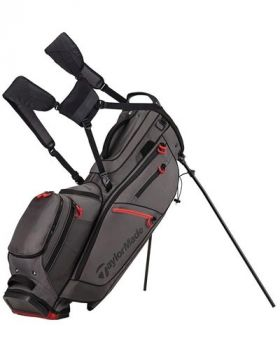 TaylorMade FlexTech Crossover Stand Bag - Grey
