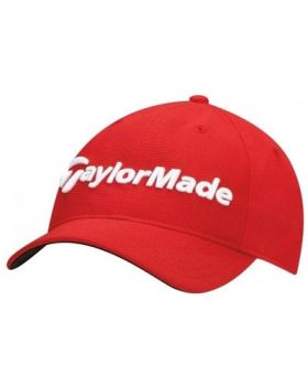 TaylorMade Junior Radar Cap - Red