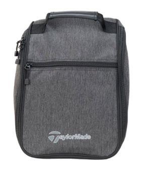 TaylorMade Classic Classic Shoe Bag - Grey/Black