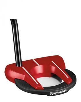 "TaylorMade 2018 Spider Arc 1.5 Red 35"" Putter"