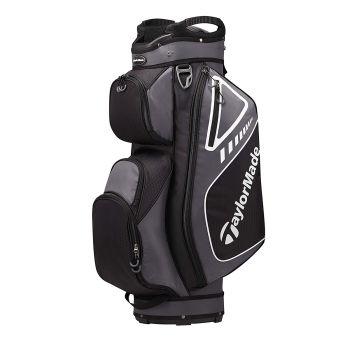 Taylormade Select Cart Bag - Gray/Black