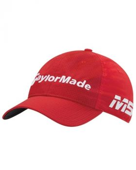 TaylorMade Lite Tech Tour Cap - Red