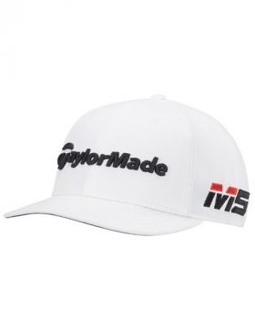 TaylorMade New Era Tour 9Fifty Snapback Cap - White