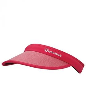 TaylorMade Women's 2019 Fashion Visor - Pink
