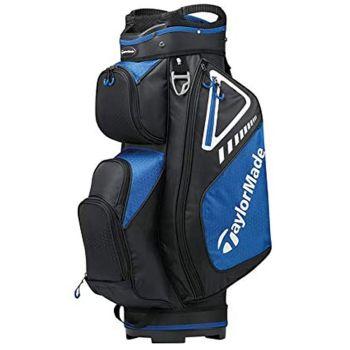 Taylormade Select Cart Bag - Black/Blue