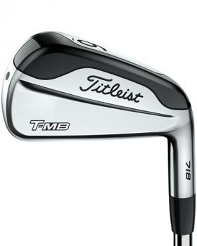 Titleist T-MB 718 4-PW Iron Set with Project X LZ 6.0 Shaft