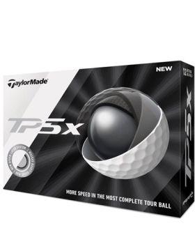 TaylorMade 2019 TP5X Golf Balls