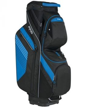 Ping Traverse 164 Trolley Bag - Black/Blue
