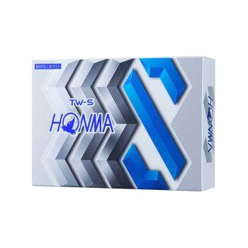 HONMA TW-S Golf Balls - WHITE