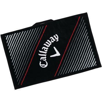 Callaway Golf Tour 20x30 Cotton Towel - Black