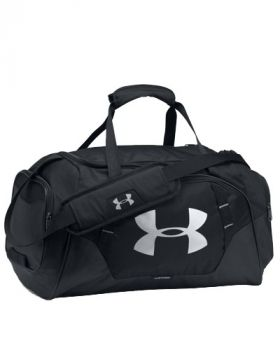 Under Armour Undeniable 3.0 Large Duffle Bag - Black