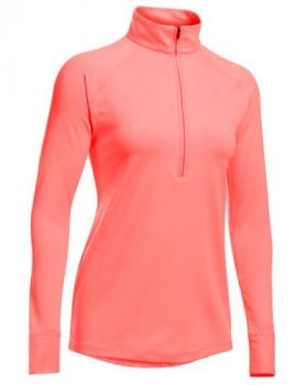 Under Armour Women's  Zinger ¼ Zip Jacket - Brilliance
