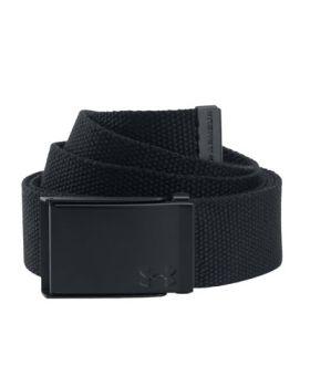 Under Armour Women's UA Solid Webbing Belt - Black