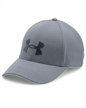 Under Armour Driver 2.0 Golf Cap - Steel