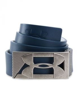 Under Armour Reversible PU Leather Belt - Academy/Graphite