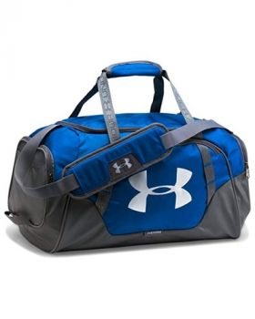 Under Armour Undeniable 3.0 Small Duffle Bag - Royal/Silver