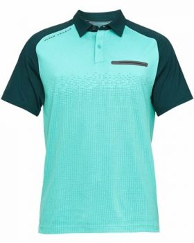 Under Armour Tour Tips Rise Polo - Batik/Azure Teal/Pitch Gray