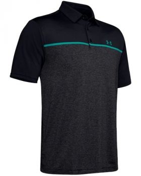 Under Armour Playoff 2.0 Polo - Black