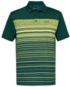 Under Armour Playoff 2.0 Polo - Batik/Lima Bean/Pitch Gray