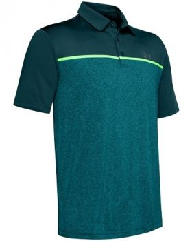 Under Armour Playoff 2.0 Polo - Tandem Teal