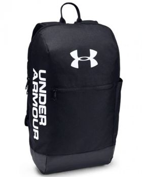 Under Armour Patterson Backpack - Black/White