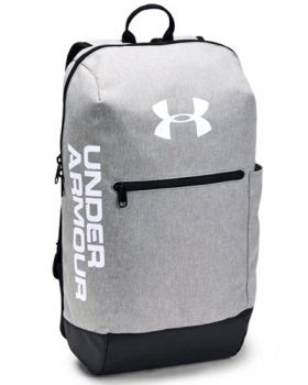 Under Armour Patterson Backpack - Gray/Black