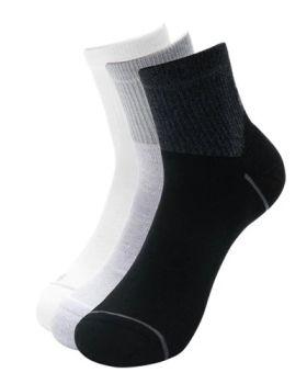 Under Armour Phenom Quarter 3-Pack Socks - Assorted
