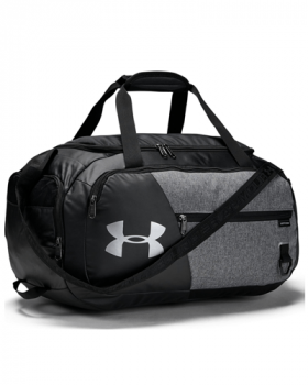 Under Armour Undeniable 4.0 Small Duffel Bag - Gray