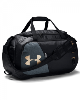 Under Armour Undeniable Medium Duffel Bag 4.0 - Black/Grey