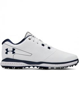 Under Armour Fade RST 2 Golf Shoes - White/Steel