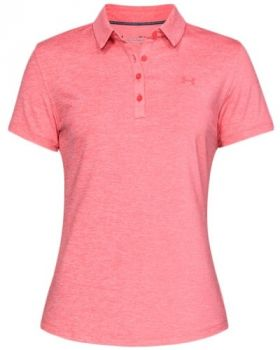 Under Armour Women's Zinger Short Sleeve Polo - Perfection