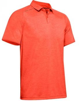 Under Armour Vanish Polo - Papaya