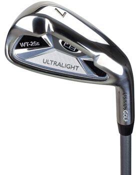 US Kids UL45-S 7 Iron with Graphite Shaft