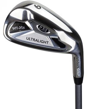 US Kids UL45-S 9 Iron with Graphite Shaft