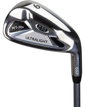 US Kids UL48-S 9 Iron with Graphite Shaft