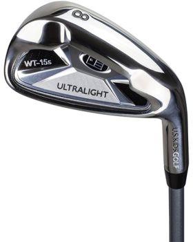 US Kids UL54-S 8 Iron with Graphite Shaft