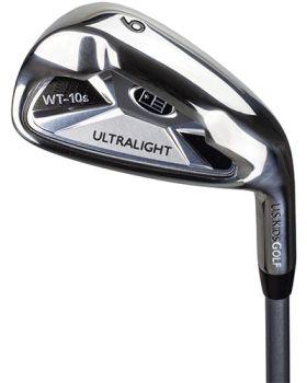 US Kids UL60-S 9 Iron with Graphite Shaft