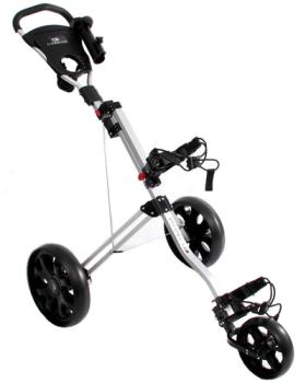 US Kids Youth 3 Wheel Push Cart