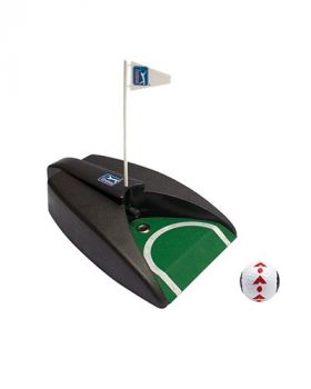 PGA TOUR AUTO RETURN PUTTER WITH GUIDE BALL & DVD