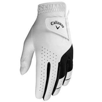 Callaway Men's Weather Spann Golf Gloves - Right Hand (For The Left Handed Golfer)