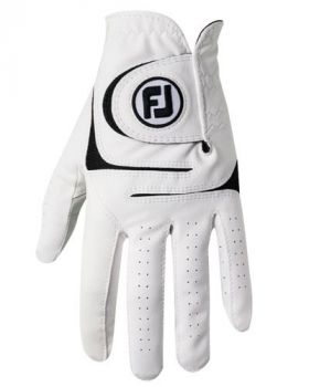 Footjoy Men's Weathersof Glove Left Hand (For the Right Handed Golfer)