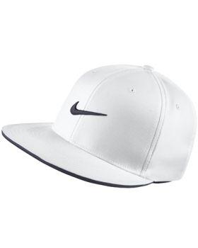 Nike True Statement GolfHat - White/Black