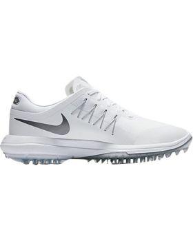 Nike Women's Lunar Control Vapor Golf Shoes - White/Volt/Black