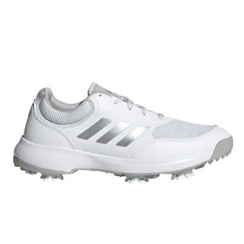 Adidas Women's Tech Response 2.0 Golf Shoes - White/Silver/Grey