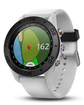 Garmin Approach S60 Gps Golf Watch - White